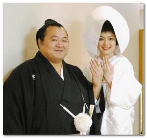 豊ノ島 結婚